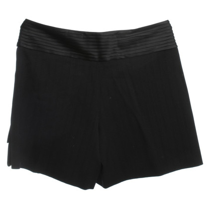 Armani Shorts in Black