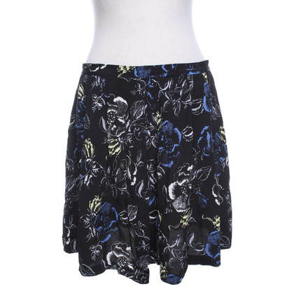 Hobbs skirt with floral print