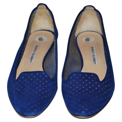 Manolo Blahnik Slipper