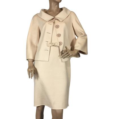 Christian Dior Costume of cashmere