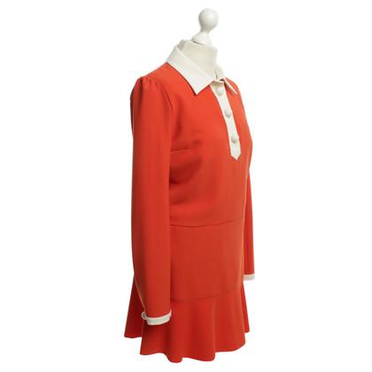 See by Chloé Vestito arancione