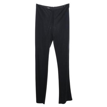 Dolce & Gabbana trousers in black