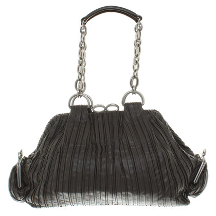 Bulgari Handbag in brown