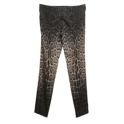Roberto Cavalli Animal print pants