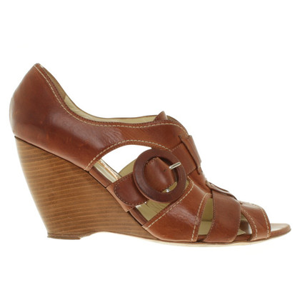 Rupert Sanderson Sandals in brown
