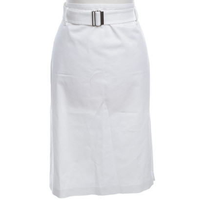 Strenesse Pencil skirt in white