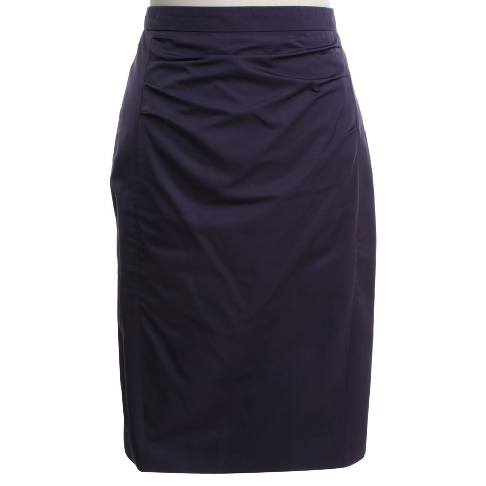 Windsor skirt in violet