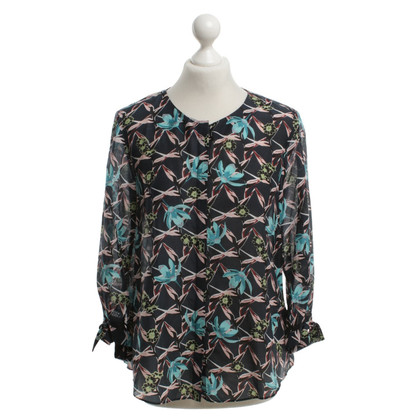 Dorothee Schumacher Blouse with colorful pattern
