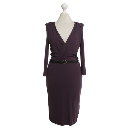 Dsquared2 Robe Aubergine