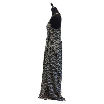 Thakoon Lange zomer zijden jurk