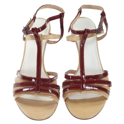 Maison Martin Margiela Patent leather sandals