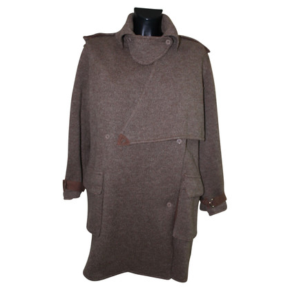 Iceberg Coat in brown