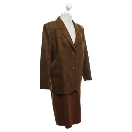 Marina Rinaldi Costume in grey brown