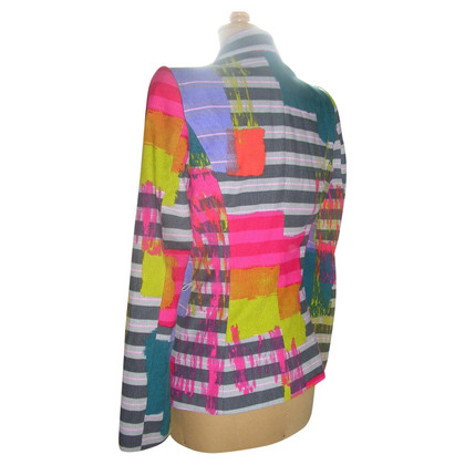 Christian Lacroix Fluwelen jas