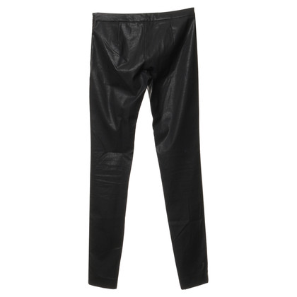 MSGM Pants leather