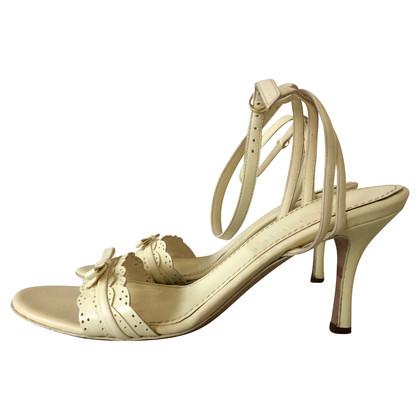 Céline Strappy heels