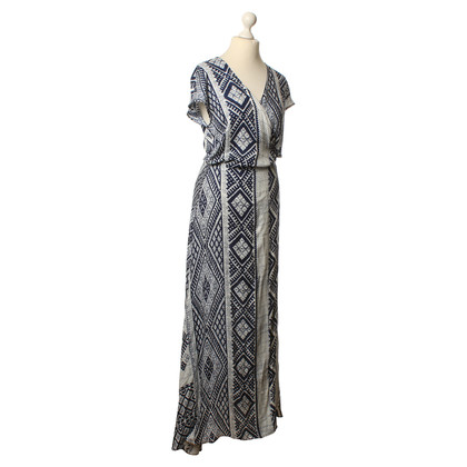 Holy Ghost Robe maxi en émeraude