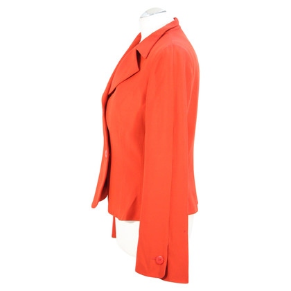 Armani Collezioni Jacket in het rood