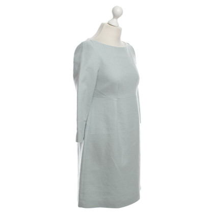 Tara Jarmon Long wool dress in mint green