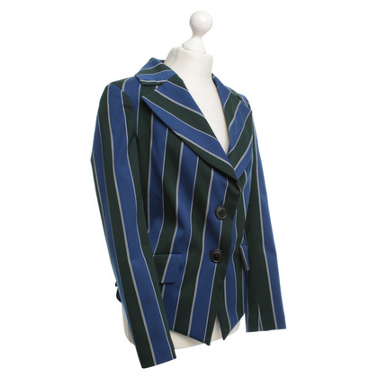 Vivienne Westwood Blazer with striped pattern