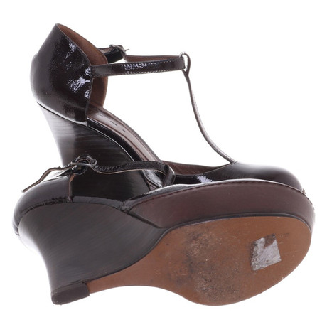 Braun Wedges Marni in Braun Marni Wedges Braun Marni Braun in Wedges in Braun zPBUz
