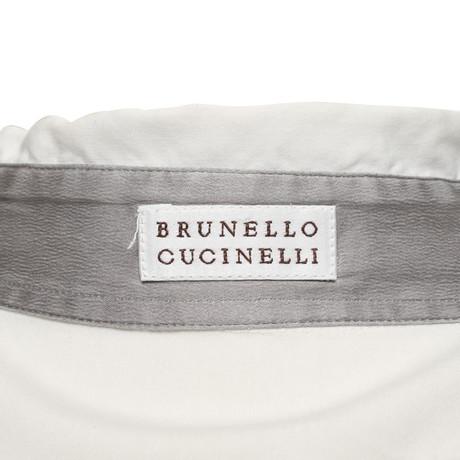 Brunello in Brunello Wei Cucinelli Cucinelli Bluse in Cucinelli Wei Brunello Bluse HSA5q1f