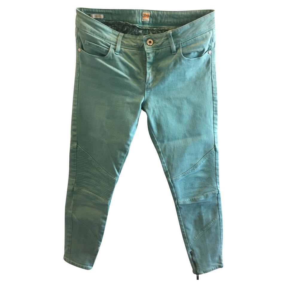 Schoudertassen Boss : Boss orange jeans in mintgroen koop tweedehands