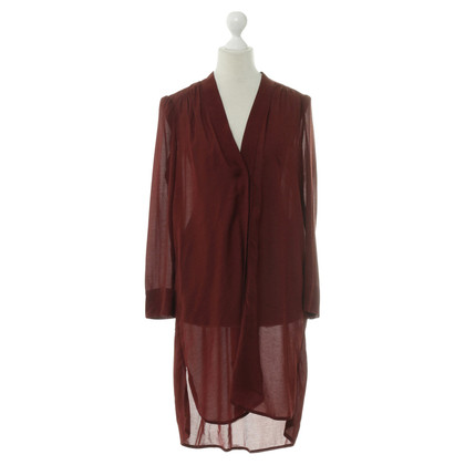 Isabel Marant Kleid in Bordeaux