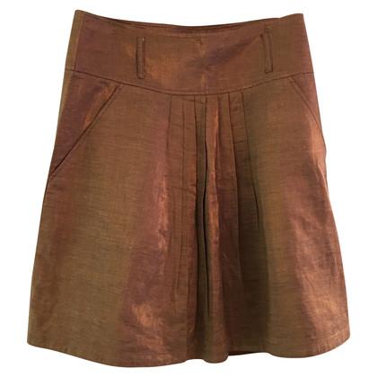 Gunex Brown skirt