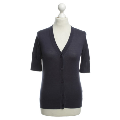 Brunello Cucinelli Strickjacke in Blau