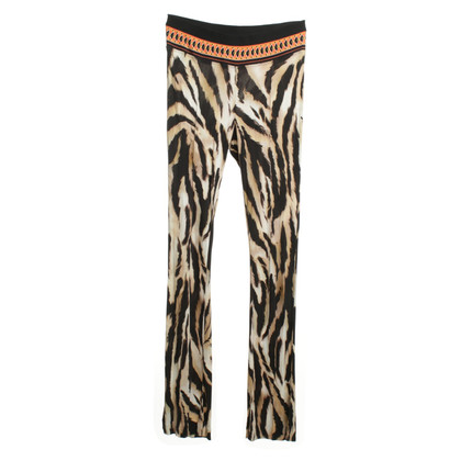 Marc Cain Leggings mit Animal-Print