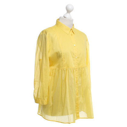 Burberry Blouse in yellow