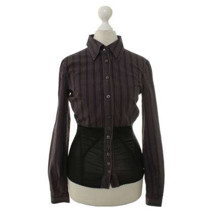 D&G Blouse in purple