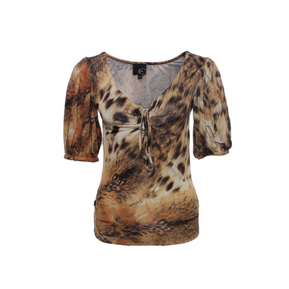 Just Cavalli Top con maniche a 3/4
