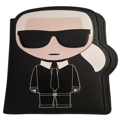 Karl Lagerfeld card Case