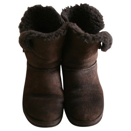 UGG Australia Boots in dark brown