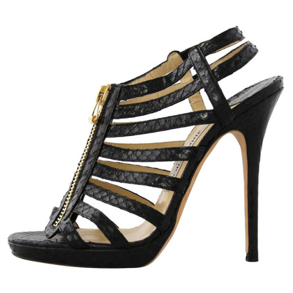 Jimmy Choo Sandals from Reptilleder