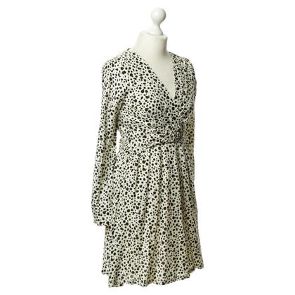Moschino Gepunktetes Kleid