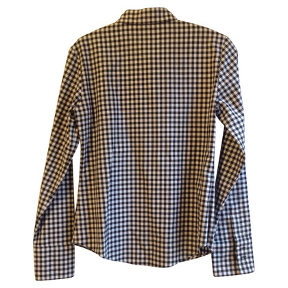 Strenesse Blouse with Glencheck check