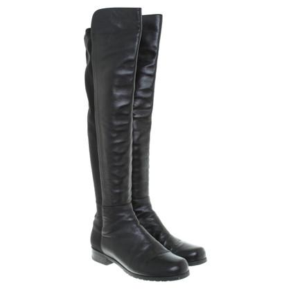 Stuart Weitzman Boots in zwart