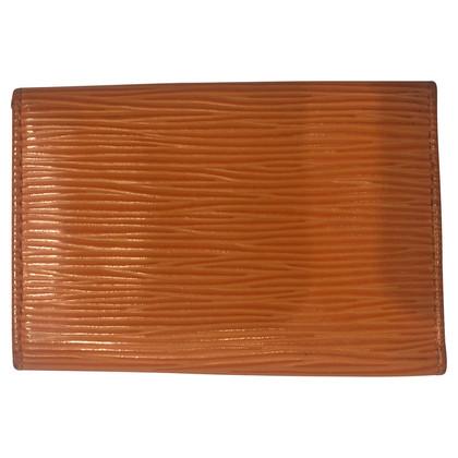 "Louis Vuitton ""6 Key Holder Epi"" in Cognac"