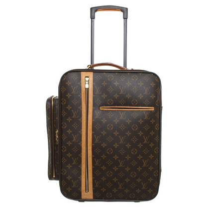 Louis Vuitton Trolley met Monogram Canvas