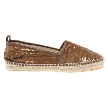 Jimmy Choo Espadrilles with sequins