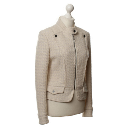 Jean Paul Gaultier Cream Blazer