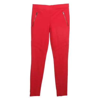 DKNY Leggings in Red