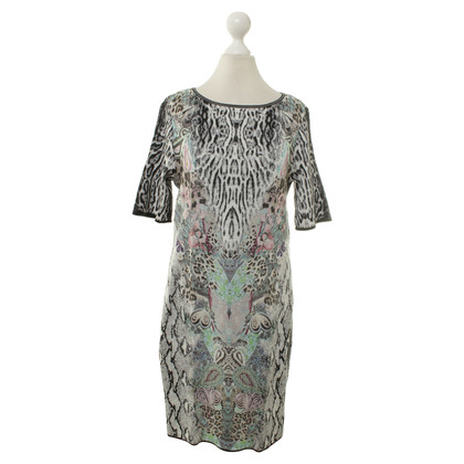Marc Cain Knit dress with pattern mix