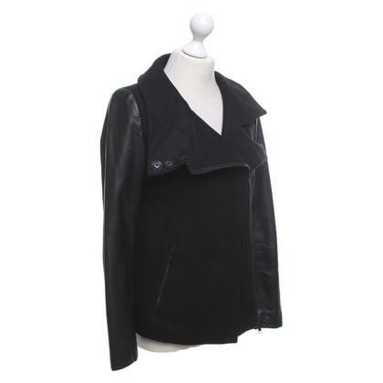 Drykorn Jas in zwart