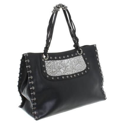 Dolce & Gabbana Handtasche in Schwarz
