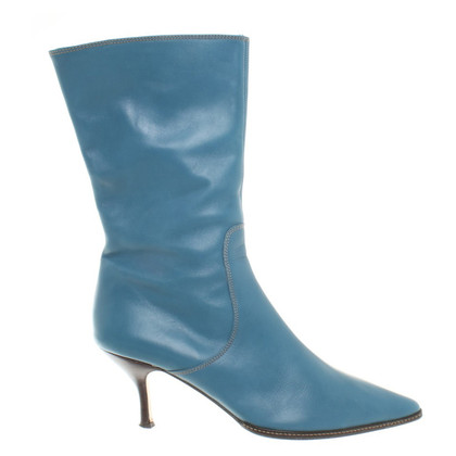 Coach Boots in Blue
