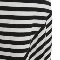 Calvin Klein Dress with striped pattern